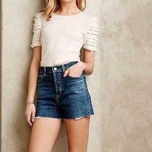 Alexa Chung AG High Waisted Shorts *NEW*